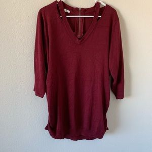 !!NEW!! LIKE NEW maurices Cinched 3/4 Sleeve